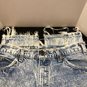 Vintage 80's Stone washed Levi's Jeans